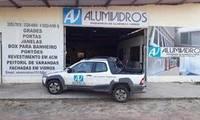 Logo de ALUMIVIDROS em Costa Bela