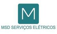 Logo de MSD Serviços Elétricos