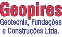 Logo de Geopires Geotécnica Fundações E Construções