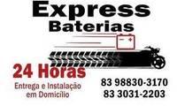Logo de Express Baterias