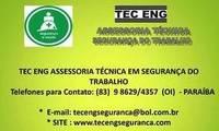 Logo de TECENG Segurança do Trabalho e saúde Ocupacional em Ernesto Geisel
