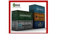 Logo de Eko Containers em Pinheiros
