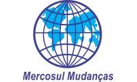 Logo de Mercosul Mudanças E Transportes em São Cristóvão
