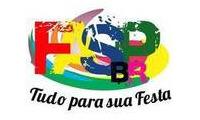 Logo de Fasp BR em Gardênia Azul