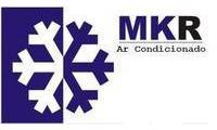 Logo de Mkr Ar Condicionado em São João