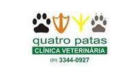 Logo de Clínica Veterinária Quatro Patas em Coração de Jesus