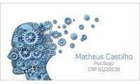 Logo Psicólogo Matheus Castilho em Asa Sul