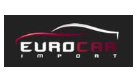 Logo de Eurocar Import em Vila Pompéia