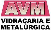 Logo de AVM Vidraçaria