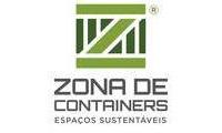 Logo de Zona de Containers em Partenon