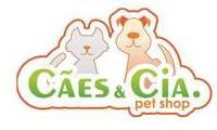 Logo Cães e Cia em Dom Bosco
