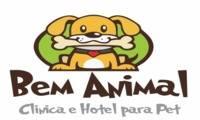 logo da empresa Bem Animal - Clínica Veterinária e Hotel para Pet