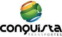 Logo Conquista Transportes em Setor Central