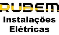 Logo de Rubem Instalações Elétricas em Centro