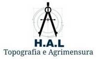 Logo de H.A.L Topografia e Agrimensura