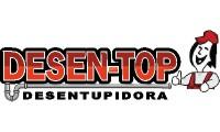 Logo de Desentupidora Desen-Top Tudo