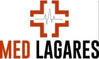 Logo de MED Lagares Remoções Hospitalares