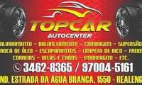 Logo de Top Car Autocenter em Realengo