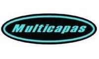 Logo de Multicapas em Água Verde