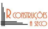 Logo de R Construções a Seco em Loteamento Residencial Jamil Boutros Nadaf