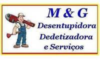 Logo de Desentupidora M&G serviços em Guabirotuba