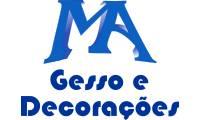 Logo de Ma Gesso E Decorações