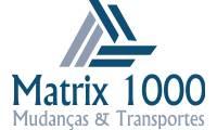 Logo de Matrix 1000 Mudanças E Transportes em Caonze