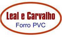 Logo de Leal E Carvalho Forro Pvc em Jardim Taquari (Taquaralto)