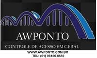 Logo de AW PONTO E INFORMÁTICA em Riacho Fundo II