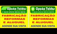 OPÇÃO TOLDO