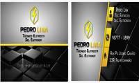 Logo de Pedrolira Téc.Eletricista/Segurança Eletrônica em Felipe Camarão