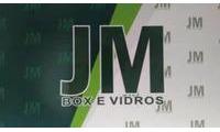 Logo de JM Box e Vidros