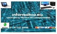 Logo de Informatica Rio em Comendador Soares