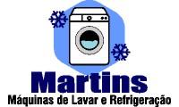 Logo de Martins Máquinas de Lavar e Refrigeração