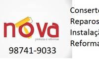 Logo de A Nova Reformas - Eletricista 24 horas Encanador 24 Horas (83) 98741-9033 em Bessa