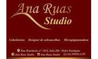Logo de Ana Ruas Studio em Padre Eustáquio