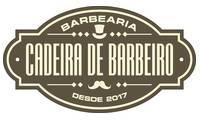 Logo de Cadeira de Barbeiro Barbearia em Jardim Nova Europa