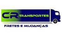 logo da empresa CR Transportes e Mudanças