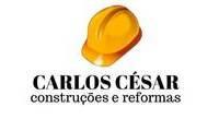 Logo de Carlos César Construções e Reformas em Olho D'Água
