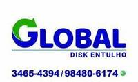 Logo de GLOBAL DISK ENTULHO