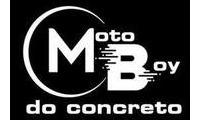 Logo de Motoboy do Concreto Bombeado