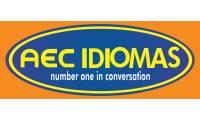 Logo de Aec Idiomas Number One In Conversation em Engenho Velho de Brotas