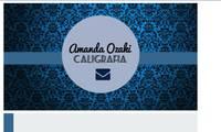 Logo de Ozaki Caligrafia