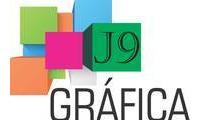 Logo de J9 Gráfica em Carioca