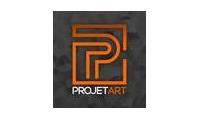 Logo de Projetart Comunicação Visual em Montese
