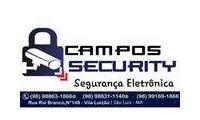 Logo de Campos Security em Vila Luizão