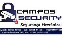 Logo Campos Security em Vila Luizão