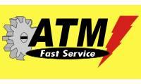 Logo ATM Fast Service em Elétrica e Hidráulica em Geral em Cavalcanti