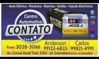Logo de AUTO ELETRICA CONTATO em Coronel Antonino
