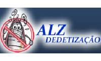 Logo de ALZ - Dedetização, Desratização e Descupinização